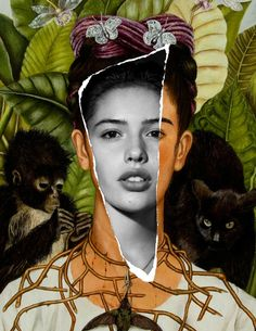 A New Renaissance Mixed-Media Editorial – Trendland Online Magazine Curating the Web since 2006 Mixed Media Photography, Art Photography, Rennaissance Art, Principles Of Art, Art Deco Posters, Graphic Artwork, Wow Art, Classical Art, Aesthetic Art