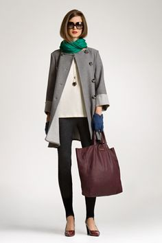 Love the clothes--and the haircut!  @Lisa Tuvell Hauguel from http://www.uterque.es/lookbook/