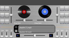 Virtual DJ Mixer Player- screenshot