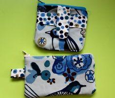 Sew: more summer (little) bags
