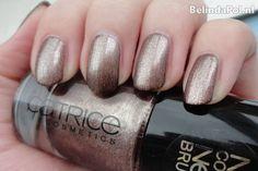 Catrice Nagellak Swatch 860 Browno Mars (nieuw lakje!) Nail Polish