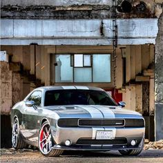 Dodge Charger SRT - Real American Muscle