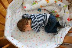 ¿Aprender a dormir solo en la cuna sin lágrimas? De esta forma...