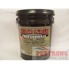Snake Scram Professional Repellent-22Lbs