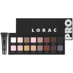LORAC PRO Palette: Eye Sets & Palettes   Sephora