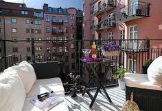 balcony. :)