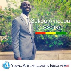 """""""I am constantly frustrated with the status quo and I restlessly engage myself in trying to solve big problems."""" Inspiring words from an African social entrepreneur!"""