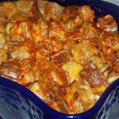 Cheesy Ranch Potatoes - Mrs Happy Homemaker
