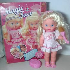 Boneca Magic Face - Aninhahotlove