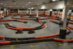 Pista kart Topfuel Racing