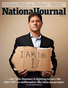 我是 1%..但 Nick Hanauer, 在不斷為拯救其餘的 99%不遺餘力, 讓像他這樣的千萬富翁能夠賺取更多的金錢