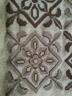 Cross Stitch Embroidery, Macrame, Ornaments, Embroidery, Accessories, Christmas Decorations, Decorations, Ornament, Decor