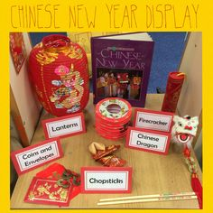 A little display for Chinese New Year