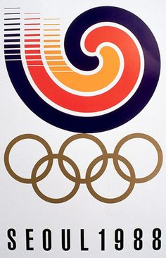 Seoul, 1988 Was lucky enough to get to go see the 88 Olympics in Seoul.
