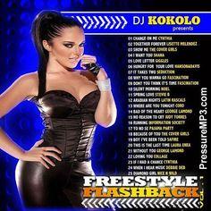 DJ Kokolo Freestyle Party Mix Vol.1 Mixtape Compilation