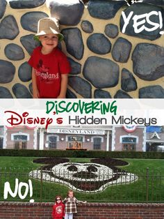 Disney Hidden Mickeys