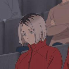 Kenma Kozume, Kuroken, Anime Scenery, Haikyuu Anime, Anime Style, Me Me Me Anime, Neko, Anime Characters, Pudding