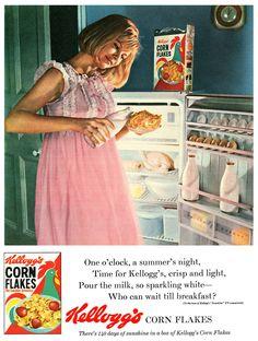 1965 Kellogg's Corn Flakes ad   Flickr - Photo Sharing!