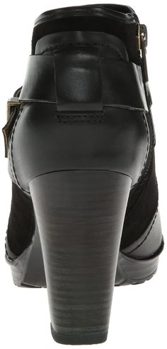 Clarks Womens Lida Dallas BootBlack Leather6.5 M US ** You can get more  details by clicking on the image. (This is an affiliate link and I receive  a ...