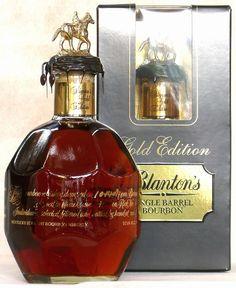 Review #179 - Blantons Gold #bourbon #whiskey #whisky #scotch #Kentucky #JimBeam #malt #pappy Bourbon Whiskey Brands, Blanton's Bourbon, Bourbon Cocktails, Bourbon Barrel, Scotch Whiskey, Cigar And Whiskey Party, Whiskey Girl, Good Whiskey, Alcohol Bottles