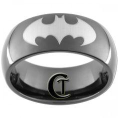 Custom Engraved Rings For All Your Fandoms