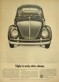 Un ejemplo muy peculiar de publicidad clásica.