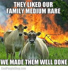 Twitter / CoolPeopleShop: Beware the cows ...