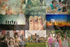Friendship#mood board#osheen hora#section A