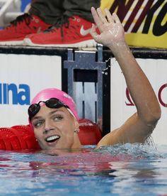 Efimova y otros seis nadadores rusos, vetados en los Juegos de Río / @el_pais | #enjoytheolys