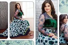 Zarin khan in fabulous salwaar kameez