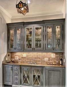 Thin brick  Backsplash