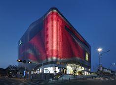 The Galleria Centercity shopping mall in Cheonan, Korea