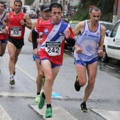 Running on the rain en 10K de Trevías 2013