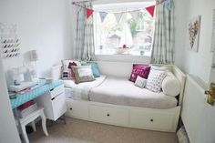 4 bedroom semi-detached house for sale in Linaker Street,Southport - Rightmove. Teenage Girl Bed, Teenage Room, Diy Room Decor For Girls, Diy Bedroom Decor, Home Decor, Baby Bedroom, Kids Bedroom, Small Rooms, Daybed