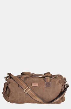 Bed Stu Vick Duffel Bag in Brown for Men (earth brown)   Lyst Leather e041237e90