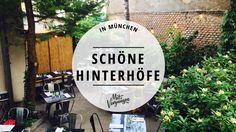Es gibt im Sommer nichts Schöneres als in einem kühlen Hinterhof zu sitzen. Deshalb haben wir hier 11 Lokale in München mit schönem Innenhof.