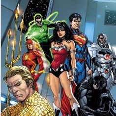 Justice League The New 52