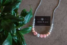 Image of Peyton Necklace Annie, Pearl Necklace, Pearls, Image, Jewelry, String Of Pearls, Jewlery, Jewerly, Beads