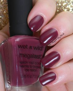 Wet N Wild So Berry On Trend | Be Happy And Buy Polish