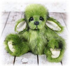 Tiny Greeny By SweetCandyDreams - Bear Pile