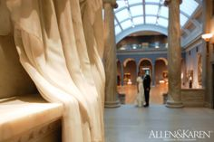 Unique wedding venue: The Cleveland Museum of Art! Details: http://www.clevelandart.org/about/facilities-and-rentals