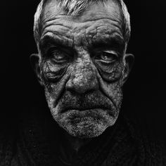 VeryNicePictures from Lee Jeffries (there is a lot of life in that face!)