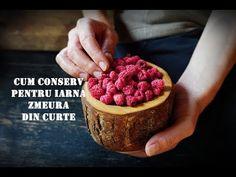 VLOG | Cum conserv pentru iarna zmeura din curte Raspberry, Food, Fine Dining, Essen, Meals, Raspberries, Yemek, Eten