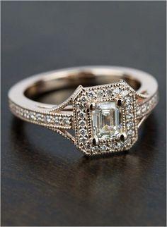 Antique engagement rings vintage (20) #antiqueengagementrings
