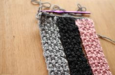 "Crochet Scarf Pattern: Braided Infinity Scarf - I would do wider ""braids"" Crochet Scarves, Crochet Shawl, Crochet Yarn, Crochet Clothes, Crochet Stitches, Crochet Patterns, Crochet Winter, Love Crochet, Single Crochet"
