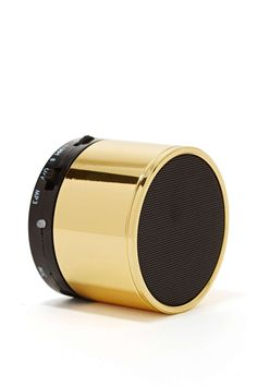 Gold Standard Bluetooth Speaker