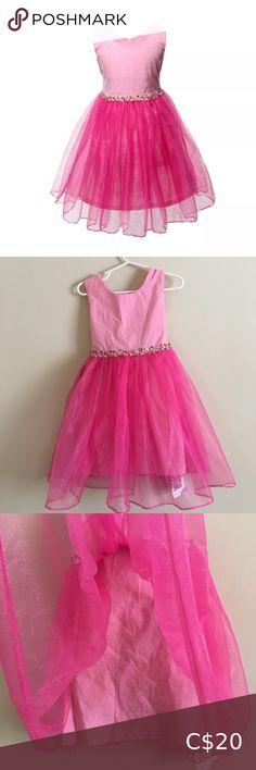 W&M Girls Months Peach Pink Formal Dress ⭐️ Beautiful formal dress ⭐️ Pink/Peach ⭐️ Months W&M Dresses Formal Pink Formal Dresses, Plus Fashion, Fashion Tips, Fashion Trends, Pink Dress, Tulle, Ballet Skirt, Peach, Girls