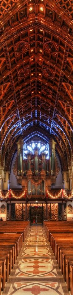 "Holy Name Cathedral, Chicago Ornate - from the Exhibition: ""Cropped for Pinterest"" - photo from #treyratcliff Trey Ratcliff at www.StuckInCustoms.com - all images Creative Commons Noncommercial      rh"