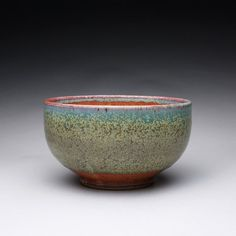 pottery bowl noodle bowl handmade bowl with by rmoralespottery