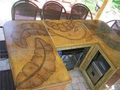 Concrete Countertopd